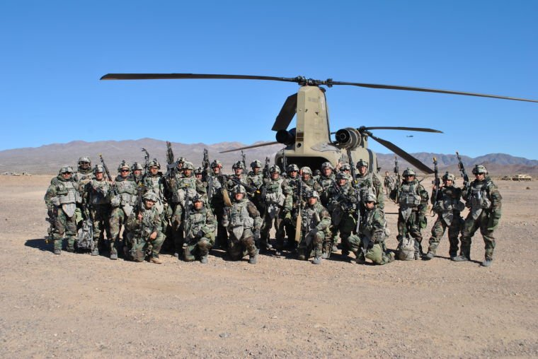Red Platoon, A Co., 1-12 Cav