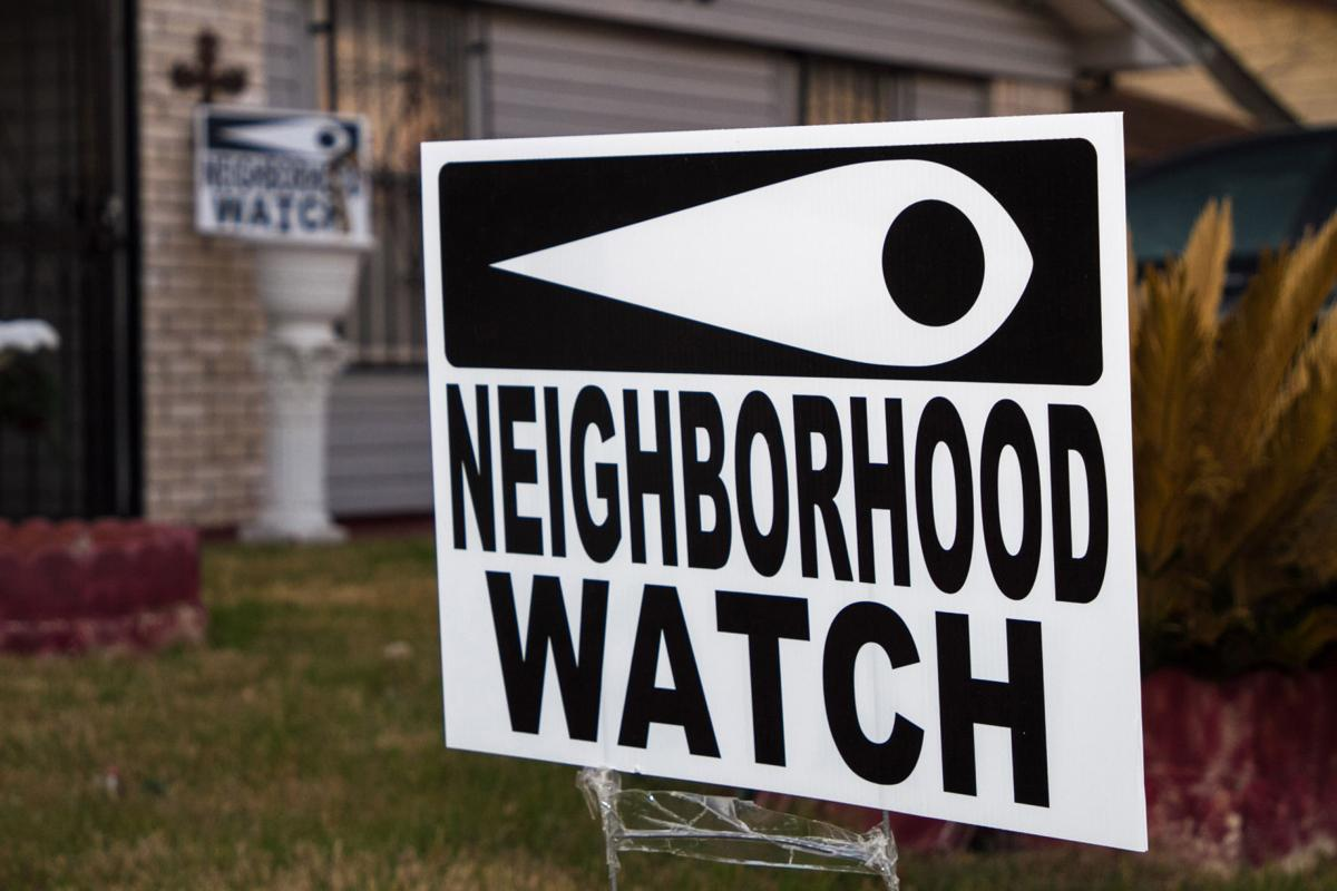 Shirley Fleming Neighborhood Watch