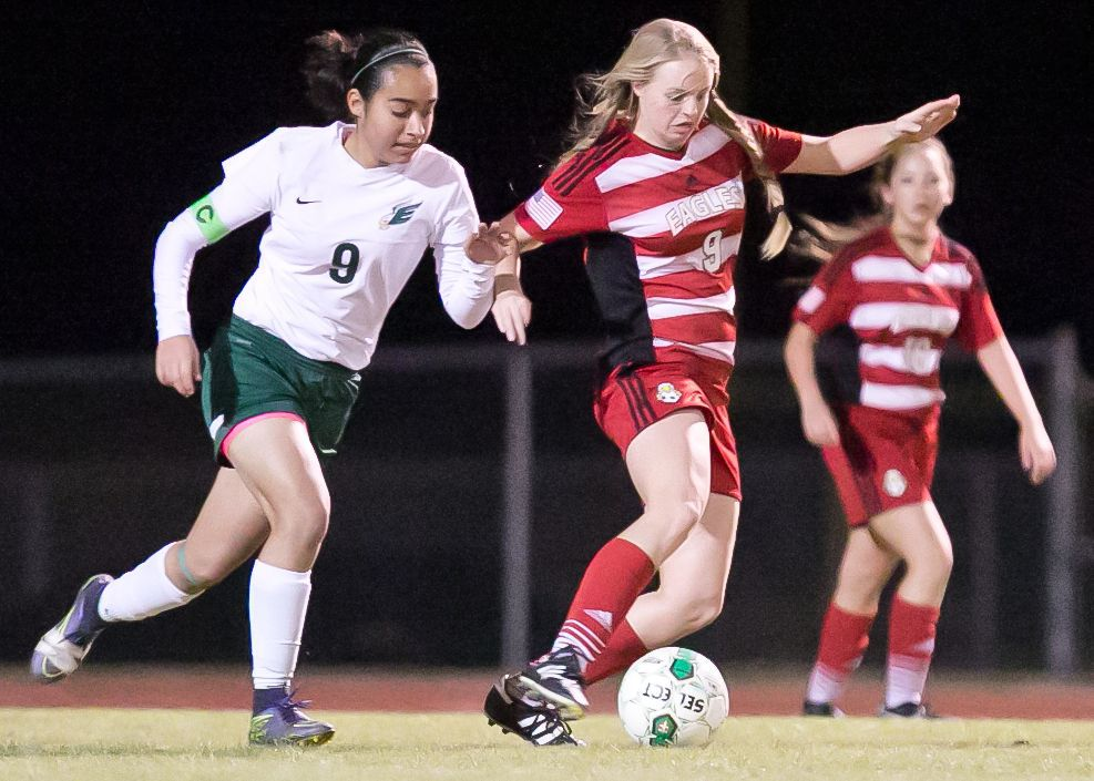 Salado at Ellison Girls Soccer-1