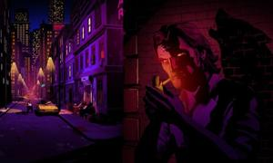 You should be playing: The Wolf Among Us