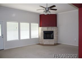 This 4 bedroom, 2 bath home has a wonderful open