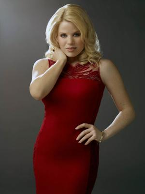 Megan Hilty stars in