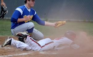 Harker Heights vs Copperas Cove Baseball