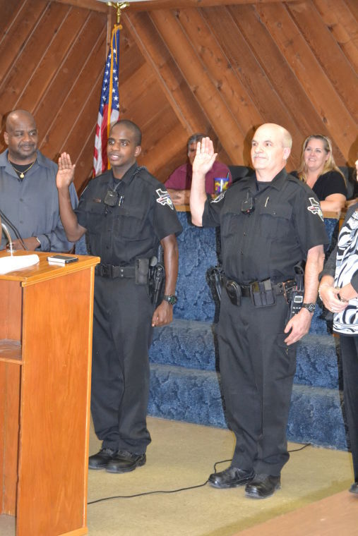 Nolanville gets new police officers