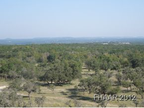 This land for sale in Burnet County offers prime hunting