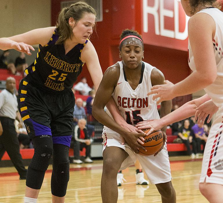 Young Lady Tigers struggle in opener against No. 5 Liberty Hill