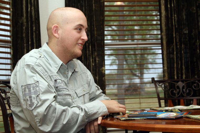 Nolanville man celebrates five years since bone marrow transplant