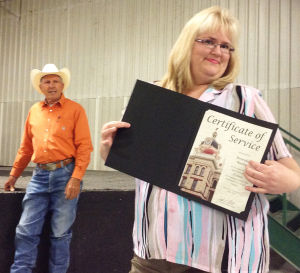 Coryell County honors 196 employees