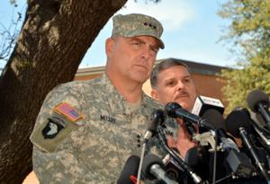 Fort Hood Press Conference victims identified