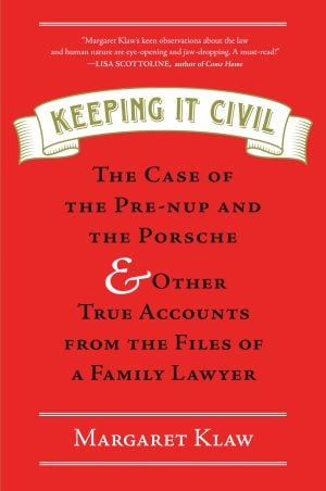 "Read This: ""Keeping it civil""  by Margaret Klaw (Algonquin Books, 2013), $24.95, 272 pages - Courtesy photo"