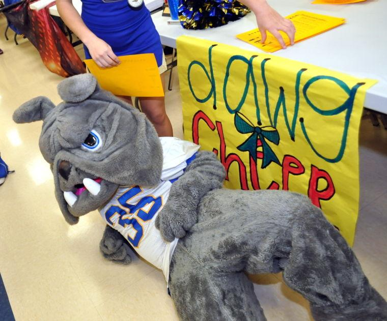 CCHS Open House for Jr. High