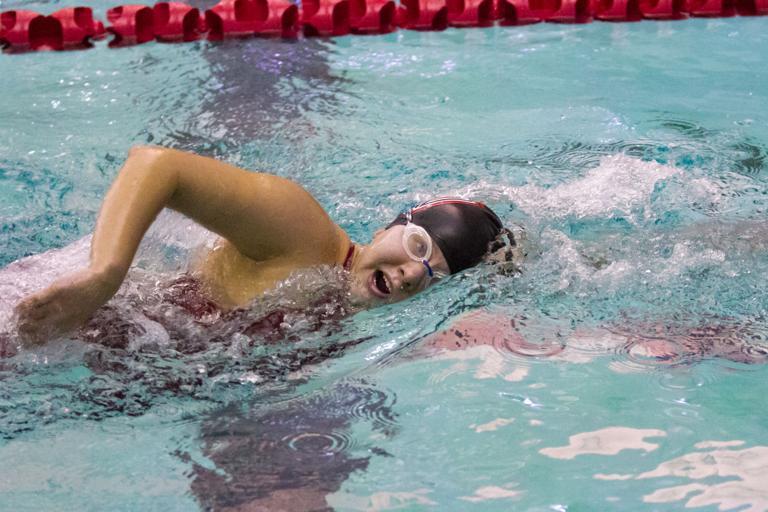 10-6A SWIM MEET: Shoemaker's McDonald defends title in 100 freestyle