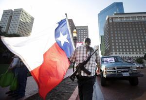 Texas open carry