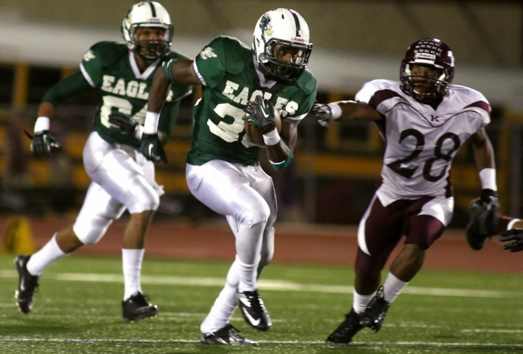 Football: Ellison v. Killeen