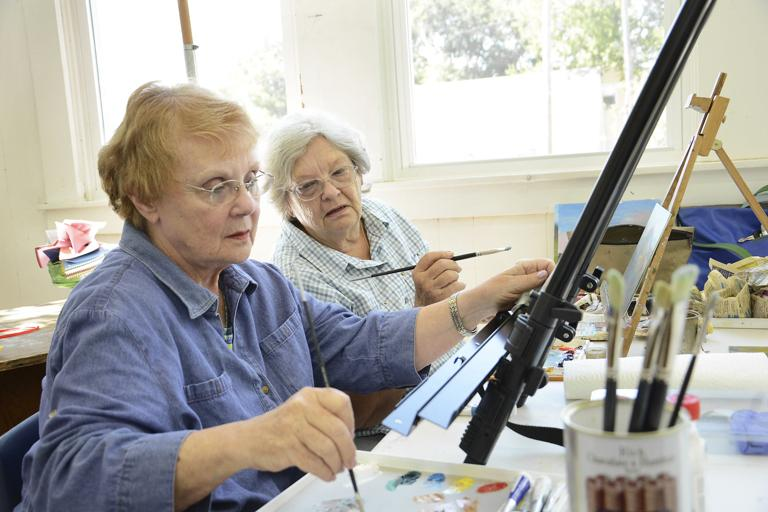 Express Yourself: Creativity is Contagious at Salado Village Artists