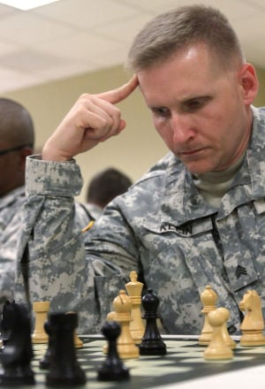 Warrior Transition Brigade Chess Games