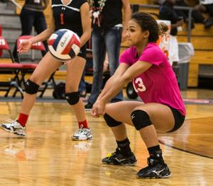 8-6A VOLLEYBALL: Heights sweeps Belton, moves into 3rd-place tie