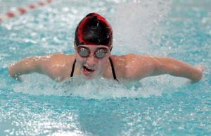 Belton High School Swimmers