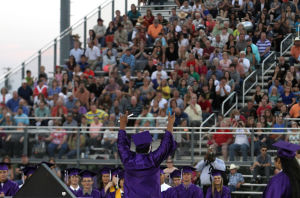Florence High School Graduation 2013