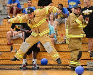 Rotary Dodgeball