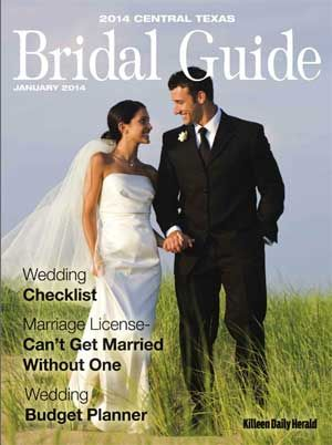 2014 Killeen Daily Herald Bridal Guide