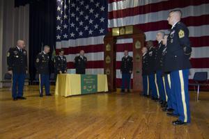 NCO ceremony
