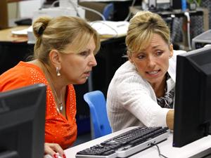 Teachers get education on technology at camp