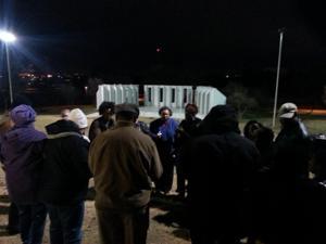 Ferguson prayer vigil