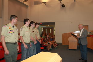 Boy Scouts Troop 243