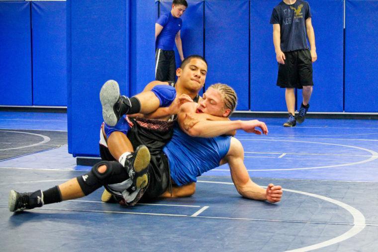 Cove wrestling