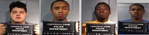 Copperas Cove Police make arrests in Tuesday shooting