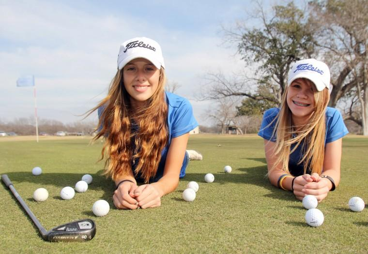 Year in Photos - Golf Lampasas