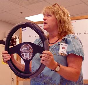 SafeFit driving