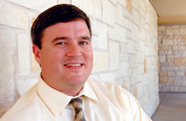 David Mitchell moves up, out to assistant city manager in Hutto
