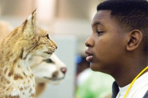 Sixth-graders see how science applies to everyday life at event