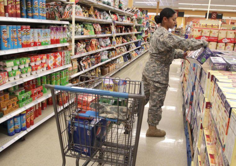 Commissary opens