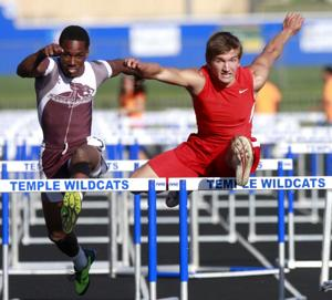 District 8-5A Track and Field