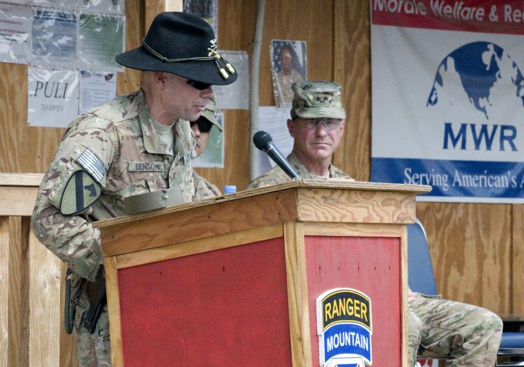 4th Brigade in Afghanistan