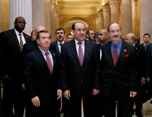 Iraq seeks new U.S. aid