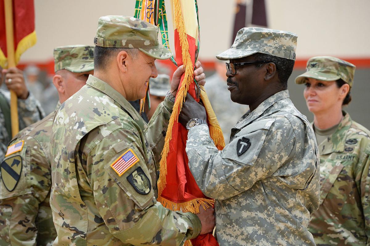 36th Sustainment Brigade COC-1-FHH