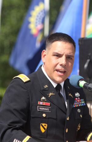 VFW Post 3892 Memorial Day ceremony