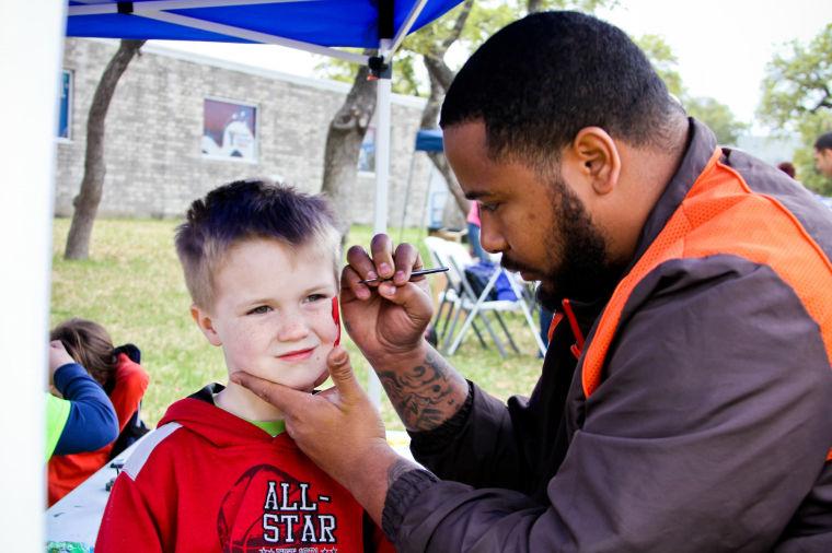 YMCA Military Child celebration