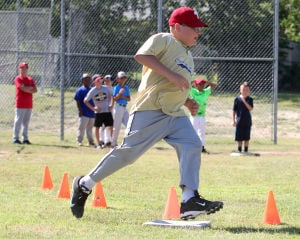 Copperas Cove Youth Baseball Camp