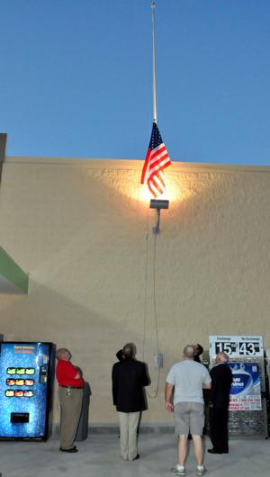 Wal-Mart Market opens