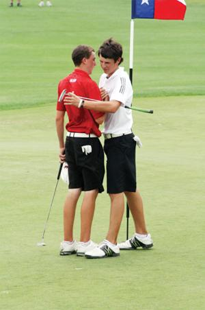 Golf: Salado's O'Rear rallies to defend 2A title, helps Eagles win team championship