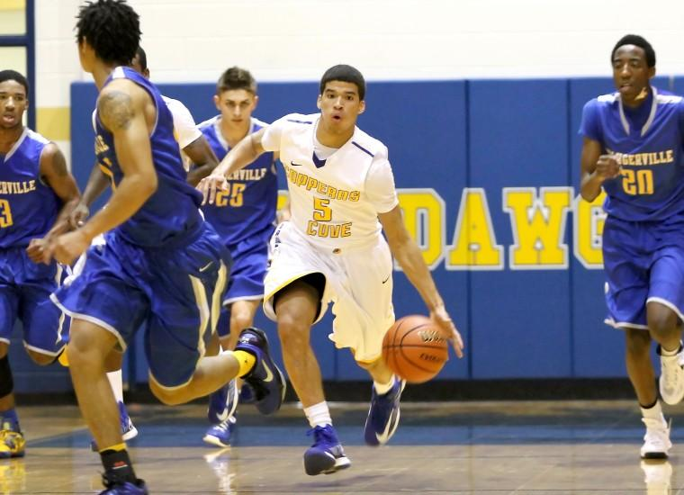 Copperas Cove Edges Pflugerville 71-60