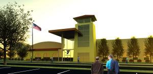 YMCA building
