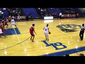 Boys Basketball: Lampasas vs. Fredericksburg