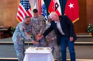 Division West hosts Fort Hood's Army Reserve 106th birthday