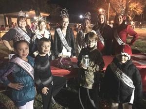 Royalty usher in the season at holiday events